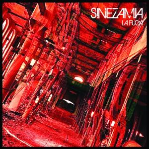 """Copertina dell'album """"La Fuga"""" dei Sinezamia"""