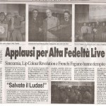 La Voce di Mantova - 15.03.09