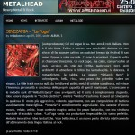 MetalHead 2012