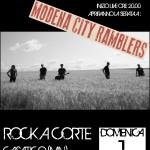 """01/09/13 – """"Rock a corte – Corte Castiglioni"""" – Casatico (Mn) (apertura ai MODENA CITY RAMBLERS)"""
