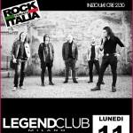 """11/01/16 – """"Legend Club"""" – Milano (I selezioni ROCK TARGATO ITALIA)"""