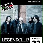 """22/02/16 – """"Legend Club"""" – Milano (II selezioni ROCK TARGATO ITALIA)"""