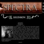 SpectraWeb, Marzo 2015