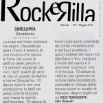 Rockerilla, Maggio 2015