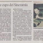 Gazzetta di Mantova, Aprile 2015